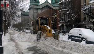 Survivre à l'hiver Canadien